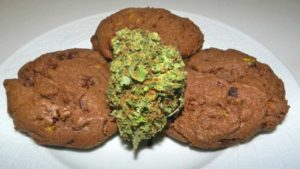 EASIEST Pot Cookie Recipe for EASY Marijuana Cookies