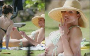 Cameron Diaz smoking weed. Celebrities smoking Marijuana.