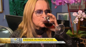 Buy Melissa Ethridge Cannabis Infused Wine Tincture here. Buy Celebrity marijuana products for sale here.