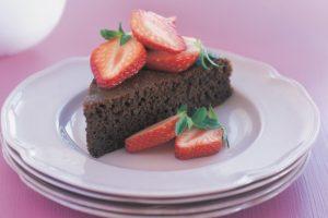 Cannabis Cake: Flourless Chocolate Cannabis Cake