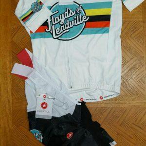 Floyd Landis, pro cyclist: Floyd's of Leadville Cannabis Cream.