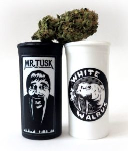 Kevin Smith: Mr. Tusk & White Walrus Marijuana Strains
