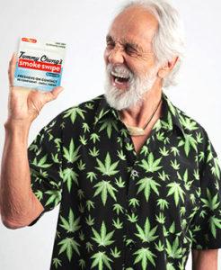 Buy Tommy Chong, Chong Smoke Swipes & Chong's Choice marijuana strains here.