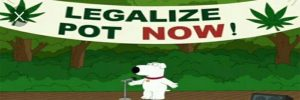 Family Guy TV show marijuana dispensary episode. Leaftopia List of television shows that feature mariuana.